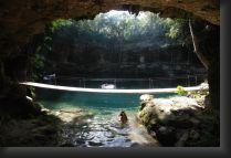 Cenote-Xcanché-Ek-Balam